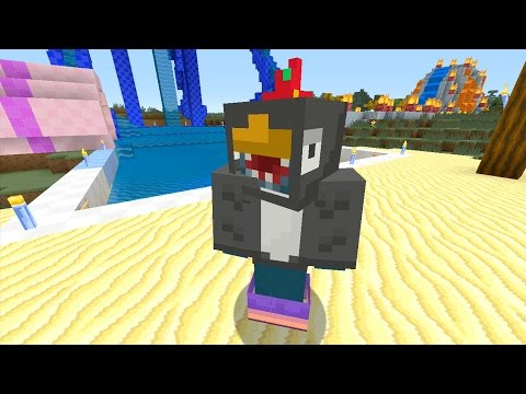 Minecraft Xbox - Quest To Stand On The Beach (135)