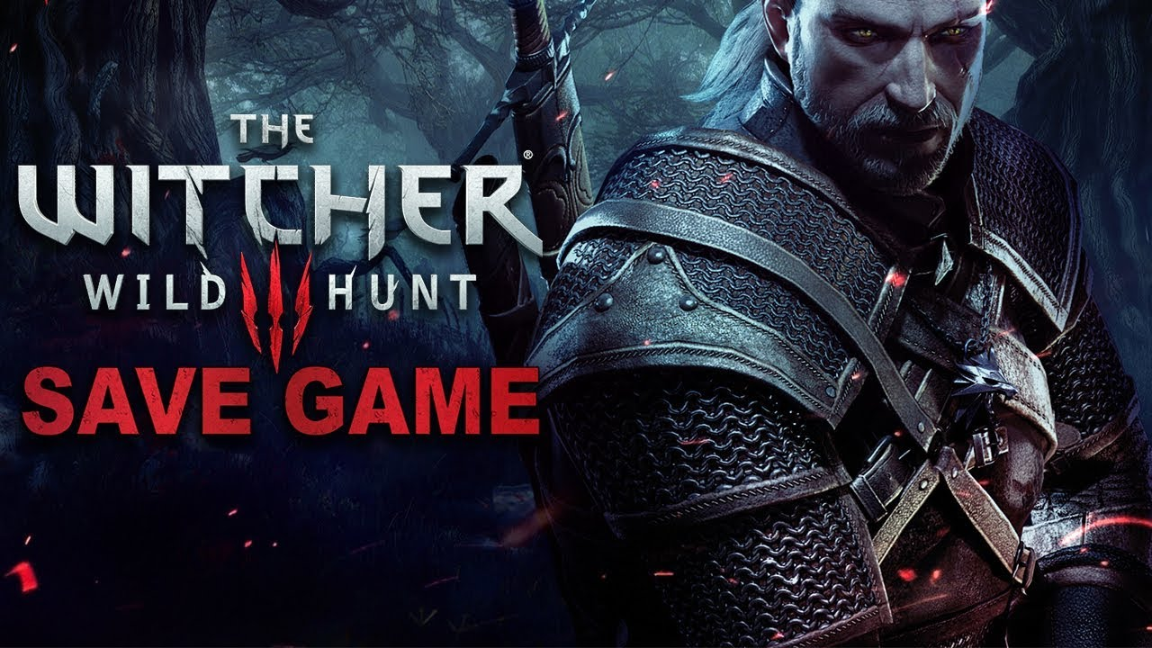 The Witcher 3 Savegame
