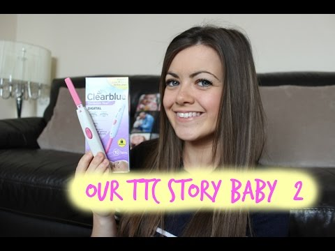 OUR TTC STORY - TRYING TO CONCEIVE BABY #2