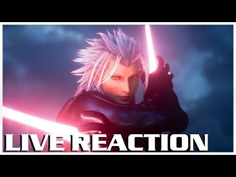 Live Reaction & Analysis - Kingdom Hearts III Opening Movie Trailer