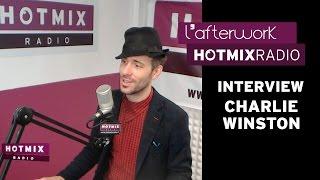 Charlie Winston en interview sur Hotmixradio