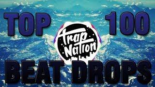 TOP 100 BEST BEAT DROP SONGS!! 7500 SUBSCRIBER SPECIAL!!!