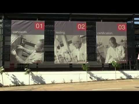South African Bureau of Standards Health & Safety Induction Video (Health & Safety)