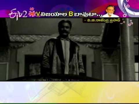 Special Story on Tollywood Producer V.B.Rajendra Prasad Part 1