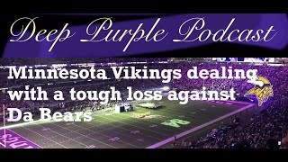 The Chicago Bears dominates the Minnesota Vikings in a crucial NFC North battle.