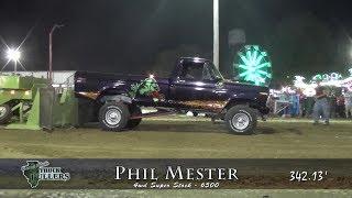 Central Illinois Truck Pullers - 2017 Freeburg Homecoming - Freeburg, IL Truck Pulls
