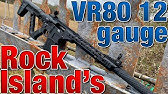 Rock Island Armory brings us an AR-style, box fed shotgun with