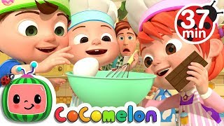 Pat A Cake 2 + More Nursery Rhymes \u0026 Kids Songs - CoCoMelon