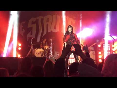 The Struts - FULL CONCERT (The Fillmore, San Francisco, CA 11-2-16)