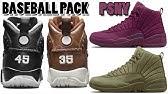 95cff19e454976 Jordan 12 PSNY Olive Green aka - YouTube
