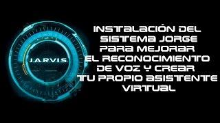 Como instalar asistente virtual JARVIS