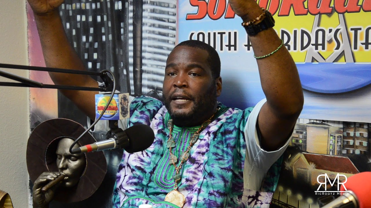 Dr Umar Johnson Powerful WHPR Live Detroit Interview (12