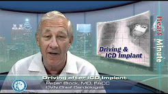 Heart Minute | Driving after ICD Implant