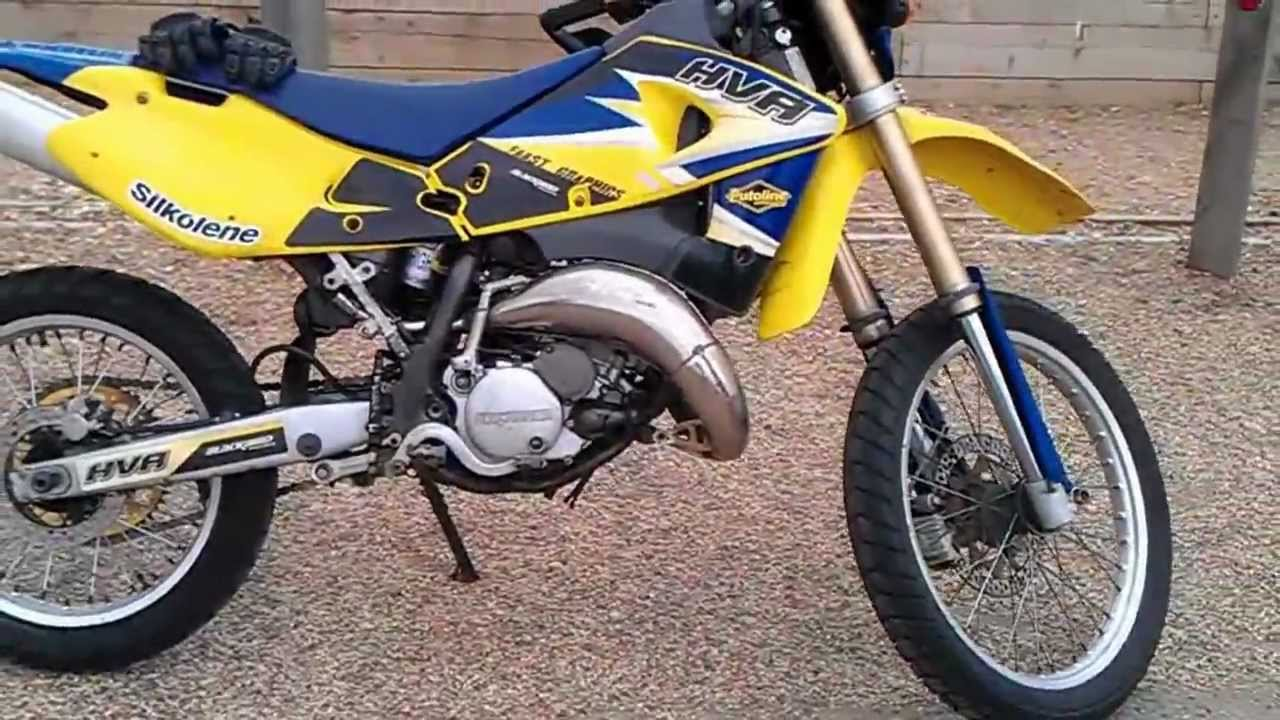 husqvarna wr 125 fully roadlegal 2006 youtube. Black Bedroom Furniture Sets. Home Design Ideas
