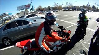 Street Ride Sportbike Motorcycle Kawasaki Yamaha Honda GoPro HERO HD Video Test PART 1(Video Edited By: FaithfulTrigger Check My CHANNEL To See More Videos : http://www.youtube.com/user/FaithfulTrigger?feature=mhee Motorcycle Sport Bike ..., 2012-09-30T11:43:16.000Z)