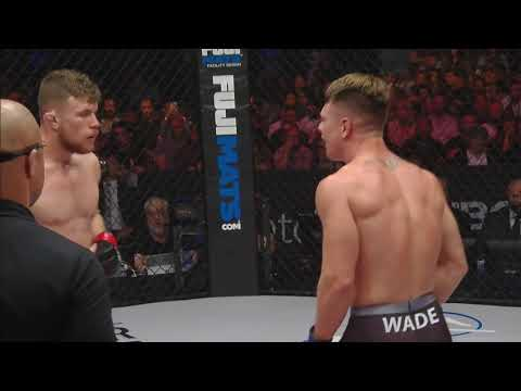 PFL Playoffs 2018: Natan Schulte def. Chris Wade