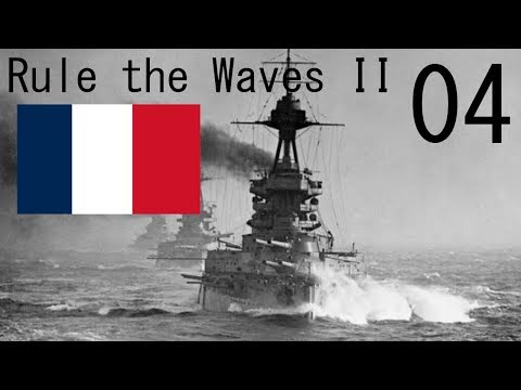Let's Play Rule The Waves 2 | Jeune École - 04 - Armoured Cruisers Off Messina