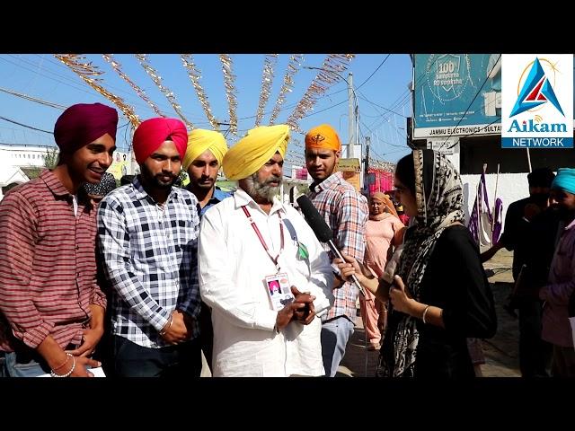 Sultanpur Lodhi 550 Parkash Utsav of Sri Guru Nanak Dev Ji