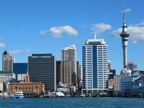 Auckland (HD) | The Best of New Zealand | Variety Videos