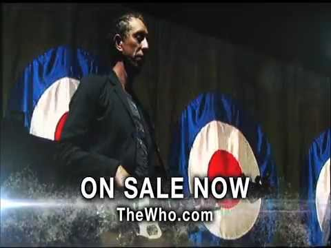 THE WHO: Quadrophenia and More North American Tour Commerical