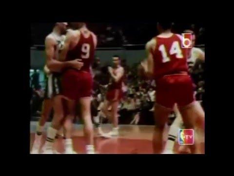 Basketballography: Richie Guerin