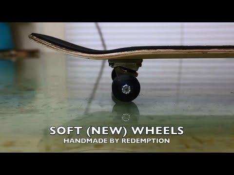 Hard Wheels vs Soft Wheels (Redemption's NEW 90A Urethane)