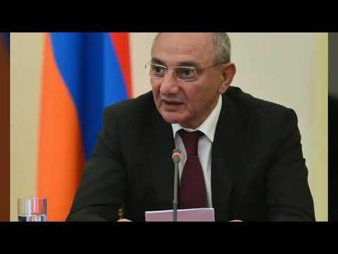 Karabakh President meets Armenian entrepreneurs in Moscow