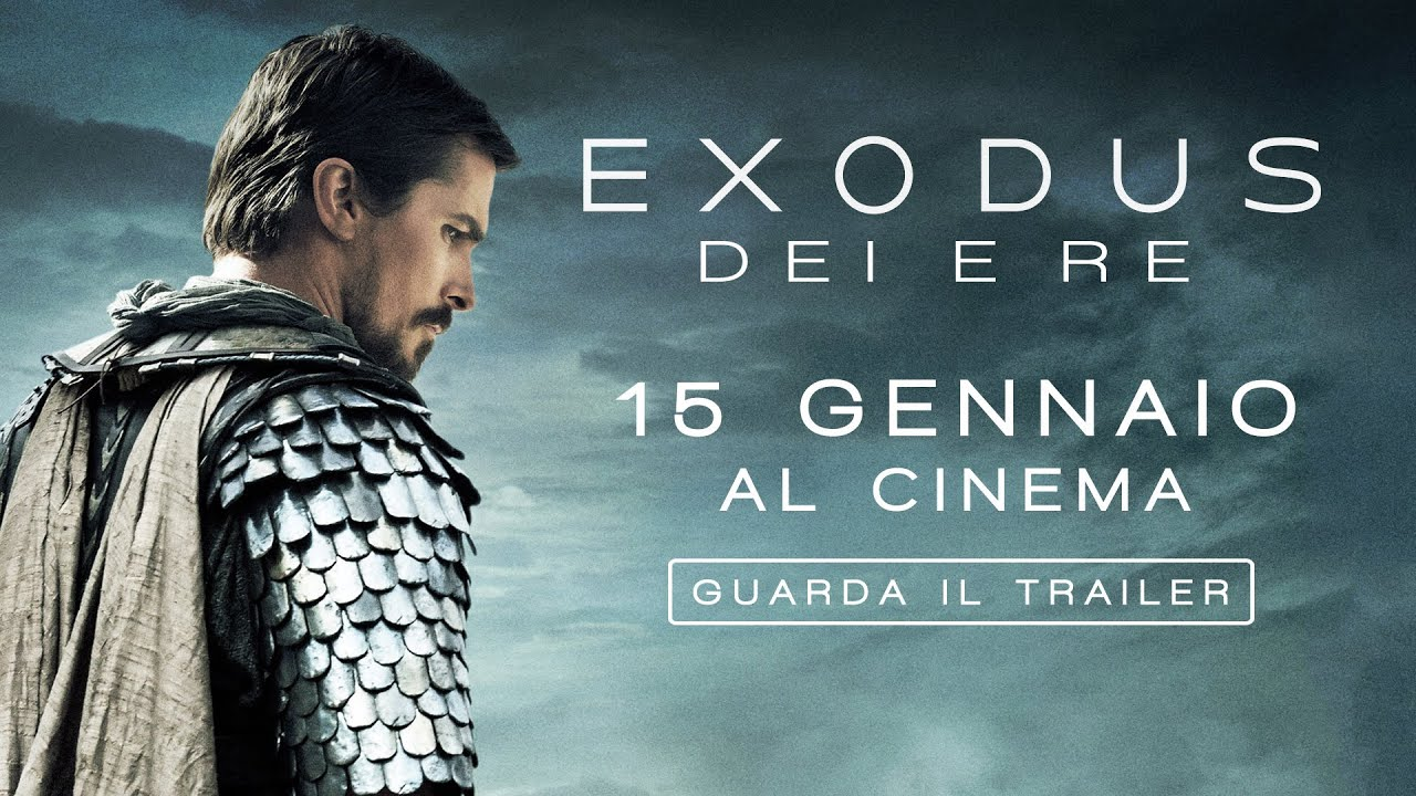 Exodus - Dei e re in 3D 2014 FIlm Intero