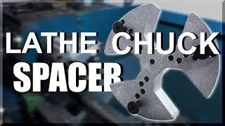DIY Lathe Chuck Spacer | WW246