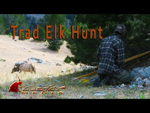 Traditional Bow Hunting Elk In Idaho - DIY, Selfbow, Public Land