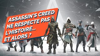 ASSASSIN'S CREED : un respect de l'Histoire important ?