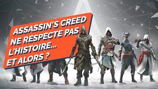 ASSASSIN'S CREED : un respect de l'Histoire important ?