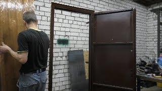 видео Металлические двери эскизы |Художественная ковка в Москве.