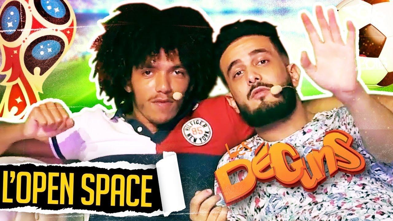 Häufig OBJECTIF COUPE DU MONDE 2018: LES DEGUNS ! - YouTube KO11