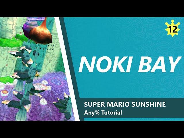 Noki Bay - SMS Any% Tutorial 12