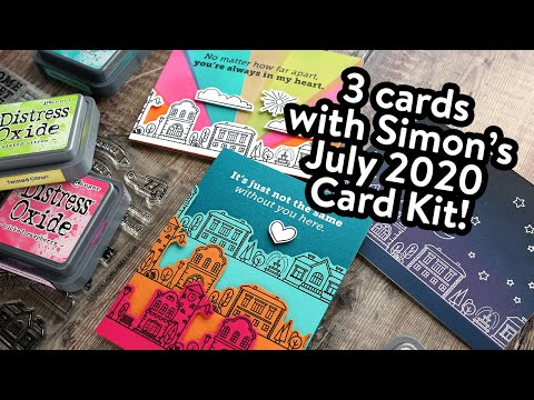 CARDS FROM YOU! Cards with your favorite colors! Mail Call July 2020 from YouTube · Duration:  11 minutes 30 seconds