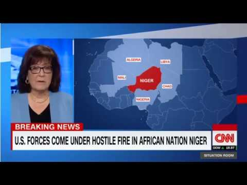 3 US Troops Killed In Ambush In Niger