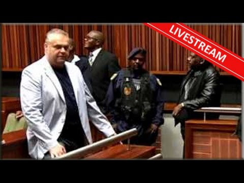 Judgement in Czech fugitive Radovan Krejcir's criminal case