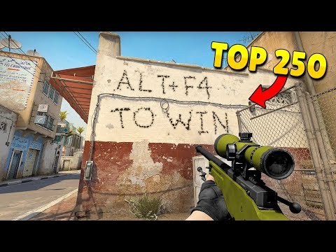 TOP 250 FUNNIEST GAMING FAILS