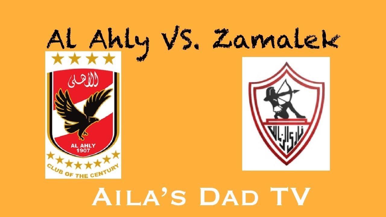 Al Ahly VZ. Zamalek      OFW LIFE in UAE   Aila's Dad TV