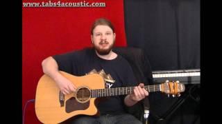 Cours de guitare : les harmoniques naturelles à la guitare - Partie 1