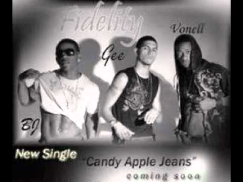 Fidelity Candy Apple Jeans