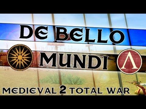 De Bello Mundi Online Battle w/ snowhood42o. Macedon Vs Greeks