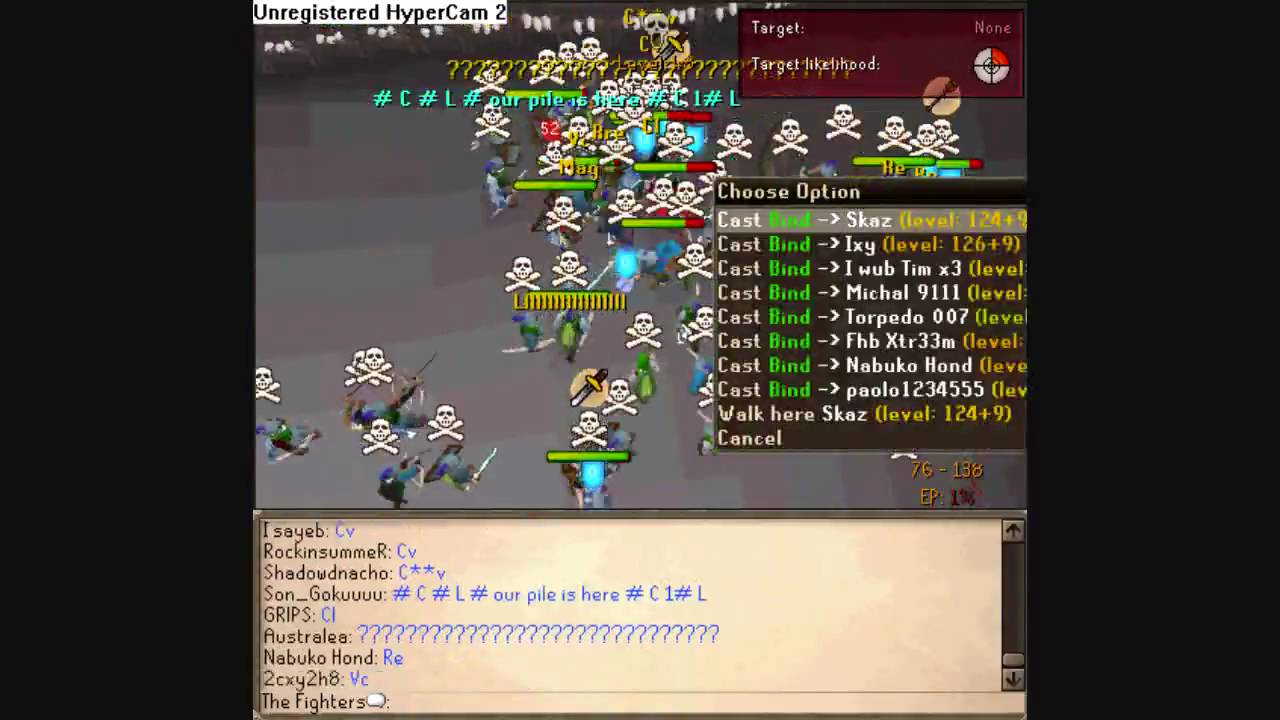 Chivalry Legions Vs Runescape Elites