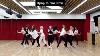 (mirrored) Fancy 'TWICE' Dance Practice Choreography Video