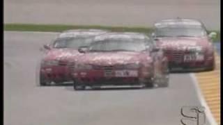 Alfa Romeo 156 Tarquini 2004
