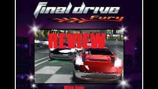 Final Drive: Fury Review