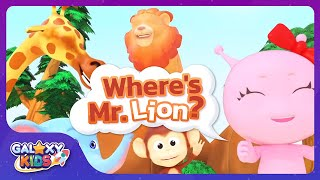 Animal Song for Children | Lion Song |  Music for Kids