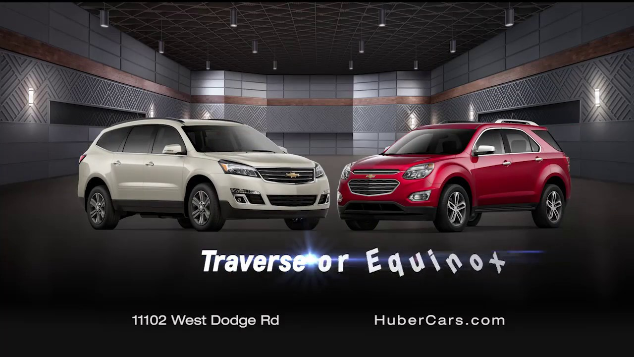 Huber Chevrolet June 2017 Spot 2 Youtube