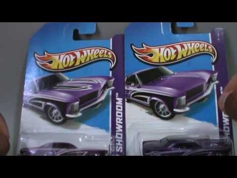 revision review 308 hot wheels 2013 64 buick riviera. Black Bedroom Furniture Sets. Home Design Ideas
